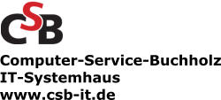 Computer-Service-Buchholz IT-Systemhaus www.csb-it.de